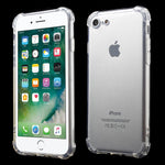 Husa silicon transparent anti shock Iphone 5/5s
