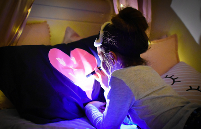 Glow Sketch Pillowcases