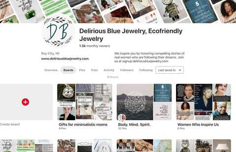 Delirious Blue Jewelry Pinterest