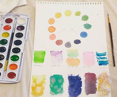 watercolor painting basics