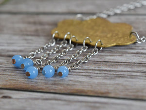 Cloud Nine - Long Necklace