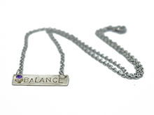 Balance Necklace: From The Amanda Collection