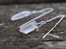 Quartz Earrings: From The Amanda Collection