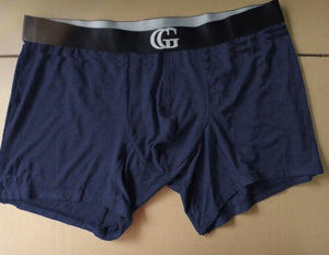 GG Men's blue modal underwear
