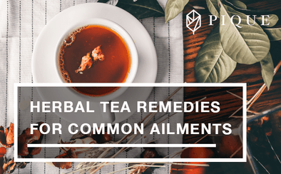 Herbal Tea Remedies for Common Ailments