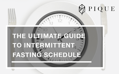 The Ultimate Guide to Intermittent Fasting Schedules (Infographic & PDF)
