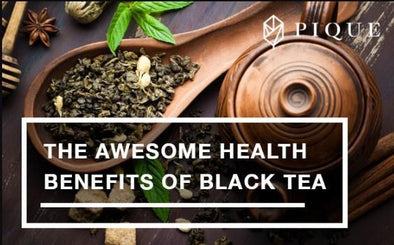 The Awesome Health Benefits of Black Tea