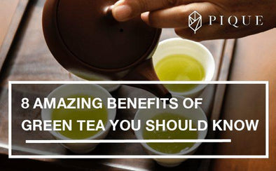 8 Amazing Benefits of Green Tea You Should Know
