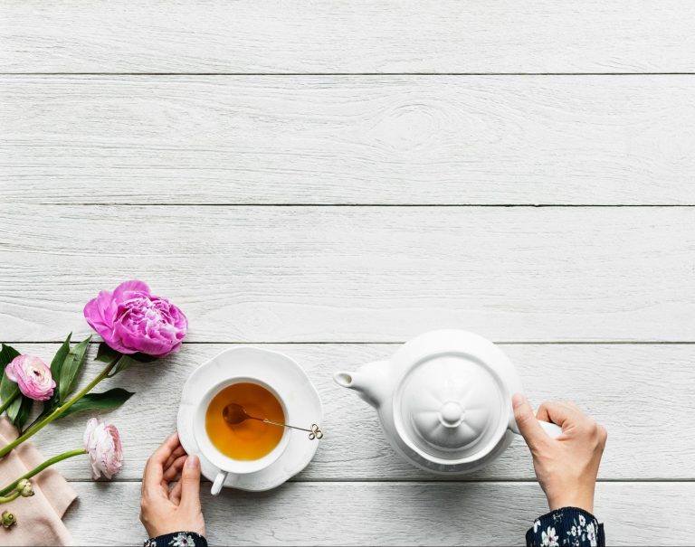 One black tea health benefits is improved mental focus