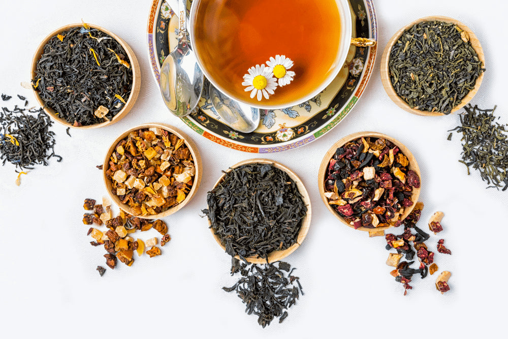 Tips for making the switch from coffee to tea