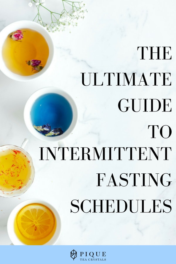 The Ultimate Guide to Intermittent Fasting Schedules