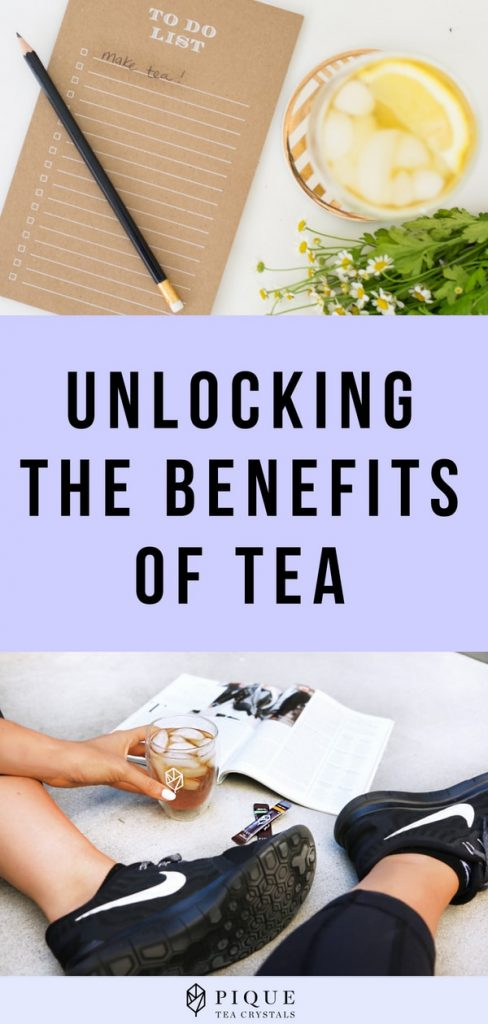 The Key to Unlocking the Benefits of Tea