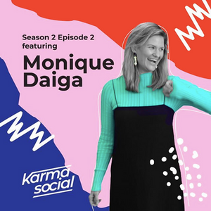A PODCAST INTERVIEW x KARMA SOCIAL