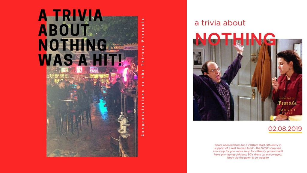 A trivia about nothing
