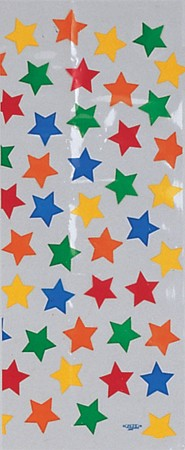 Stars Cello Bag (Pack of 20)