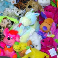 $1.50 Average Price Plush (72 Piece) Crane Pre-Pack
