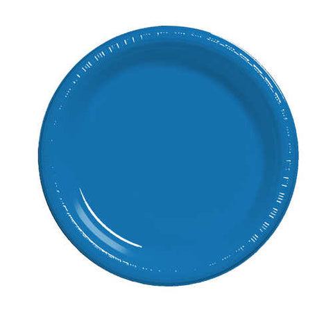 "9"" True Blue Plate (Pack of 20)"