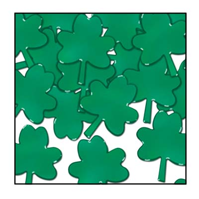 Shamrocks Fanci-Fetti 1oz (Pack)