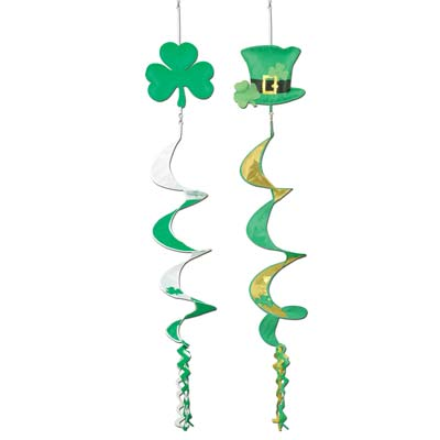 "Irish Wind Spinner 3"" to 6"" - Assorted Designs All Weather (Each)"