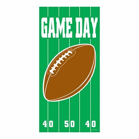Game Day Football Door Cover (Each)