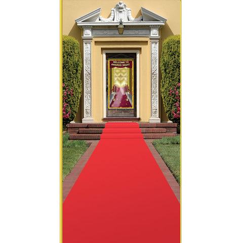"Red Carpet Runner 24"" x 15' (Roll)"