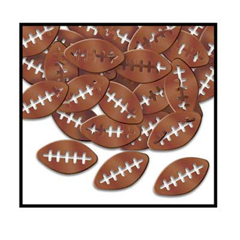 Fanci-Fetti Footballs (Pack)