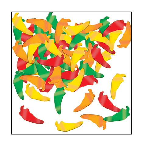 Fanci-Fetti Chili Peppers - 1oz - (Each)
