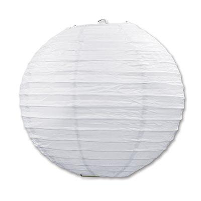 "White Paper Lanterns 9.5"" - (Pack of 3)"