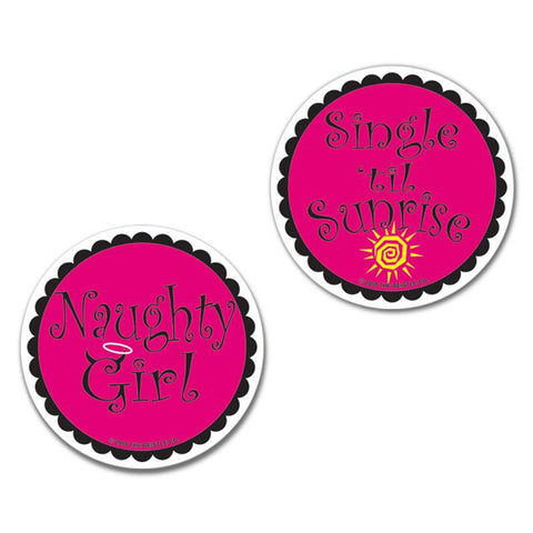 Bachelorette Coaster (Pack of 8)