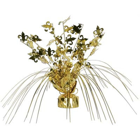 Fleur de Lis Gleam N Spray Centerpiece (Each)