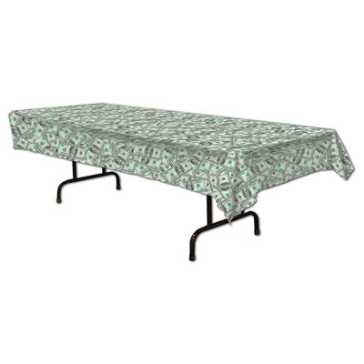 "Big Bucks Tablecover 54"" x 108"" (Each)"