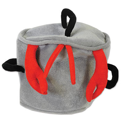 Crawfish Boil Pot Hat (Each)