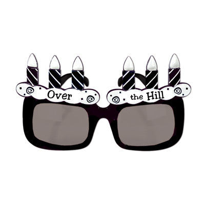 Over-The-Hill Fanci-Frames - Full Head Size (Each)