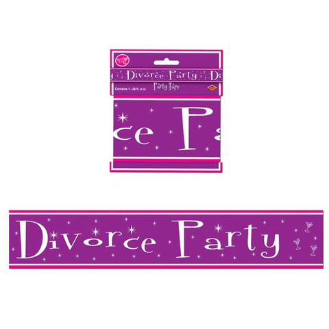 Divorce Party Tape (Each)