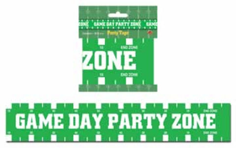 Game Day Party Tape (Each)