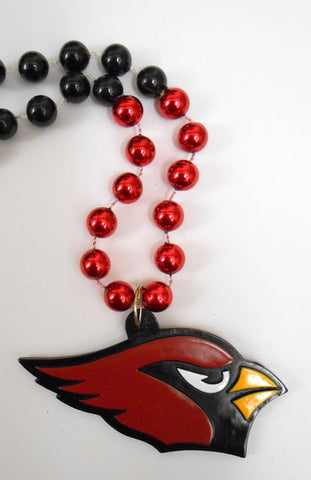 "36"" NFL Licensed Arizona Cardinals Bead (Each)"