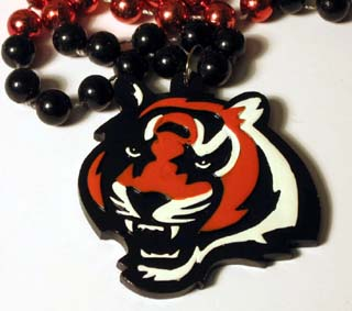"36"" NFL Licensed Cincinnati Bengals Bead (Each)"