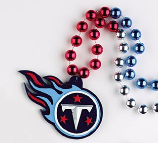 "36"" NFL Licensed Tennessee Titans Bead (Each)"