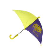"Purple, Green and Gold Umbrella 14.5"" (Each)"