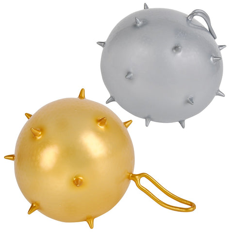 "2.75"" Blow Up Spike Ball Balloon"""