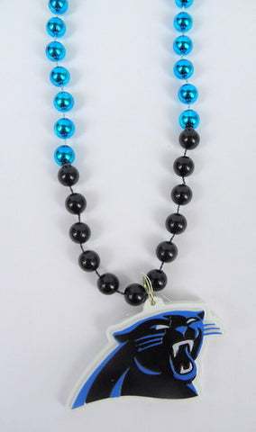 "36"" NFL Licensed Carolina Panthers Bead (Each)"