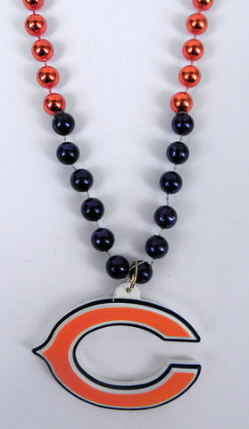 "36"" NFL Licensed Chicago Bears Bead (Each)"
