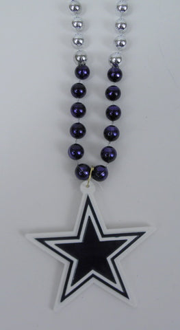 "36"" NFL Licensed Dallas Cowboys Bead (Each)"