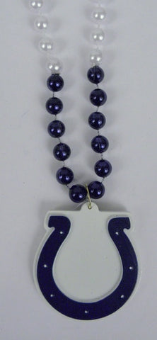 "36"" NFL Licensed Indianapolis Colts Bead (Each)"