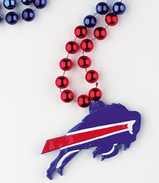 "36"" NFL Licensed Buffalo Bills Bead (Each)"