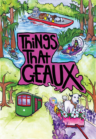Things That Geaux  (Each)