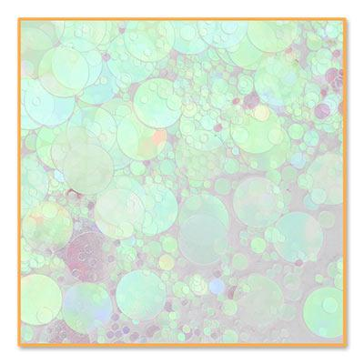 Iridescent Polka Dots Confetti .5oz (Pack)