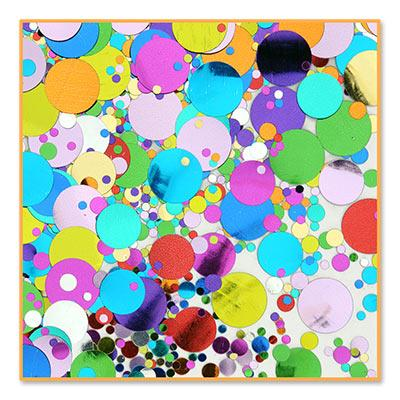 Party Polkadots Confetti - .5oz (Each)