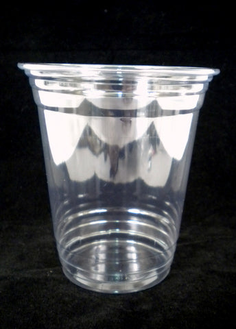 16oz Clear Cups (50 Per Sleeve)