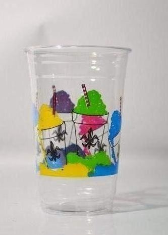 Snowball Cups Disposable (50 per sleeve)